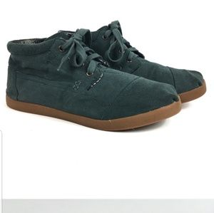 Toms suede chukka boots